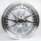 4 18 x 85 Silver Honda AccordPrelude S2000 Civic Honda Rims Wheels 5x1143 +30