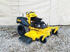 61 Wright Stander RH Sentar Sport X Commercial Zero Turn stand on Lawn Mower