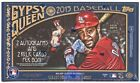 2015 TOPPS GYPSY QUEEN BASEBALL HOBBY BOX - 2 AUTOS & 2 RELICS!
