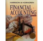 Financial Accounting (Charles T. Horngren Series in Accounting) - Walter T. Harr