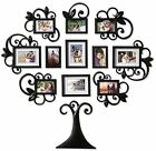 Family Tree Wall Collage Frame Set 12 Pc Photo Picture Art Decoration Home