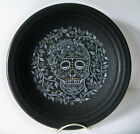 NEW Fiesta Gothic SKULL  VINE HALLOWEEN 9 Luncheon Plate on Foundry 1st Qual