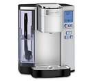 Single Cup Coffee Maker K-Cup Compatible Brewer Hot Water Tea Cocoa Coffee Soup