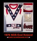 vtg Evel Knievel Harley Davidson Motorcycle ideal pinball topps bicycle t-Shirt