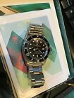 Rolex Oyster Perpetual 40MM Sea-Dweller 4000ft 16600 Box & papers 'Y'