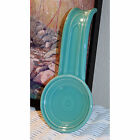 TURQUOISE Homer Laughlin FIESTA Spoon Rest Holder Contemporary