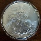 2010 1 American Silver Eagle BU 1oz in Capsule