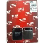TRW Lucas Brake Pads mcb510 Rear DAELIM SQ 125 S2 Fi Freewing