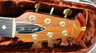 Ovation Natural Finish Glen Campbell Model 1127-4 with OHSC - Made in USA
