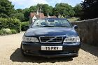 LARGER PHOTOS: Volvo C70 T5 GT Auto convertible with Full Service History and long MOT