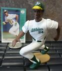 1991 LOOSE SLU STARTING LINEUP FIGURE RICKEY HENDERSON OAKLAND ATHLETICS A's