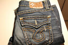 Big Star Limited Vintage Collection Pioneer Bootcut Mens Jeans Size 32