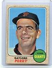 Gaylord Perry Cards, Rookie Card and Autographed Memorabilia Guide 14