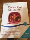 Weight Watchers Dining Out Companion