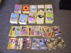 POKMON Card Lot Over 1000 Common Nintendo And 85 Holo Foils Over 1100 Total EX