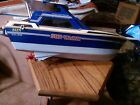 Vintage NIKKO SUN YACHT RC Radio Control as is