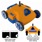 Automatic Pool Vacuum 18 Robot Swimming Floor Cleaner Wall Maintenance Rover