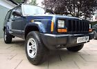 LARGER PHOTOS: CLASSIC JEEP CHEROKEE XJ 2.5 TURBO DIESEL MANUAL 2000 79622 MILES FROM NEW.
