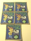 Girl SCOUT COMPUTER SCIENCE THROUGH GAMES Fun Patches QTY 5  NEW 2165