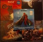 Meat Loaf Jim Steinman - Bulk Lot. 5 Albums & EP. Collection. Bat Out Of Hell.