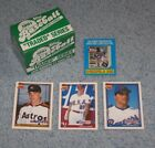 1991 TOPPS MLB PICTURE CARDS 1-T THROUGH 132-T -