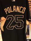 Pittsburgh Pirates Polanco Jersey Authentic