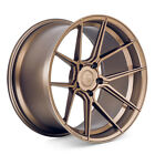 20 FERRADA F8 FR8 BRONZE FORGED CONCAVE WHEELS RIMS FITS LEXUS IS250 IS350