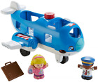 Fisher Price Little People Vehicle Airplane Large
