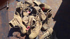 US Military Hot Weather Desert Army Combat Boots Vibram Sole USED FREE SHIP