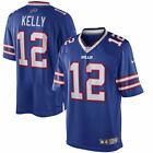 Authentic Nike NFL 2017 Limited Edition Buffalo Bills Jim Kelly #12 Jersey