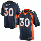 Authentic Nike NFL 2017 Limited Edition Denver Broncos Terrell Davis #30 Jersey
