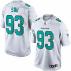 Authentic Nike NFL 2017 Limited Edition Miami Dolphins Ndamukong Suh #93 Jersey
