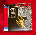 Gentle Giant Free Hand SHM MINI LP CD JAPAN + DVD Audio Quad Mix TOCP-95085