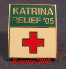 Hurricane Katrina Relief 05 American Red Cross pin