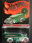 Hot Wheels Red Line Club 2013 Spectraflame Green Holiday Drag Dairy 2427 4000