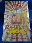 BEAVIS & BUTTHEAD CARDS - 1994 FLEER ULTRA Mtv (36) PACK BOX - SEALED