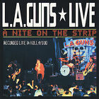 L.A. GUNS  LIVE  A NITE ON THE STRIP New Sealed Phil Lewis Electric Gypsy Jayne