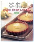 Weight Watchers Annual Recipes for Success 2001 by Weight Watchers Staff 2000