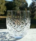 Waterford Clear Crystal POWERSCOURT - Old Fashioned Tumbler - 9 Oz. 3.5