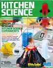 New Sealed Kitchen Science Six Experiments Ages 8 and Up Toysmith Kidz Labs