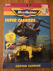 Micro Machines Super Carriers Copter Carrier Galoob NIP RARE