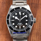 Sapphire Glass Sterile 41mm Mens Corgeut Parnis Automatic Watch Waterproof