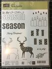 Stampin Up Merry Patterns Photopolymer Hostess Stamp Set NEW