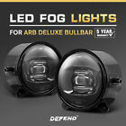 2x 30W ARB Bullbar Led Fog Lights Driving 44 Truck Lamp