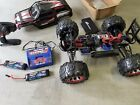 Traxxas Summit 1/10 Scale 4WD Electric Extreme Terrain Monster Truck 56076-4 BLK