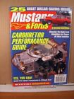 Mustang  Fords Magazine September 2002 Carburetor Performance Guide