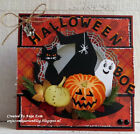 Marianne Design Creatables Dies Tiny Pumpkins Kitty Broom Leaf Doily Nip