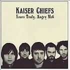 Yours Truly, Angry Mob by Kaiser Chiefs (CD) - **DISC ONLY**