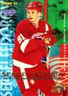 1995 Kenner Starting Lineup Cards #7 Sergei Fedorov