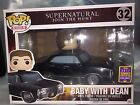 SDCC 2017 Exclusive Funko Pop Supernatural Rides Dean With Baby Ride